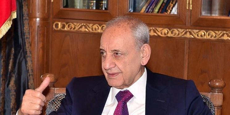 رئیس مجلس لبنان: تغییر در دولت مطرح نیست