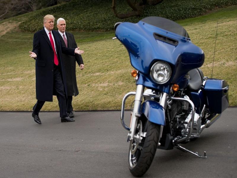 ترامپ غول موتورسازی آمریکا را تهدید کرد