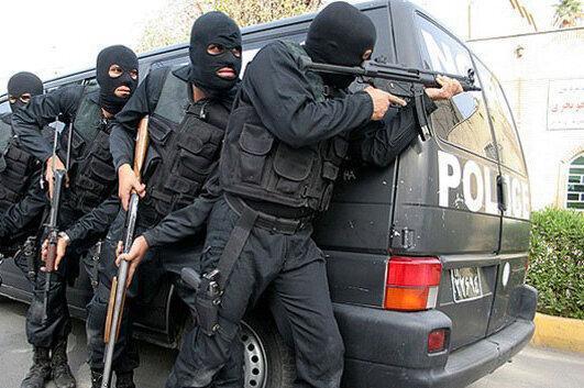 جزئیات دستگیری یک دزد مسلح در کرج ، شلیک بیش از 30 گلوله به سمت پلیس