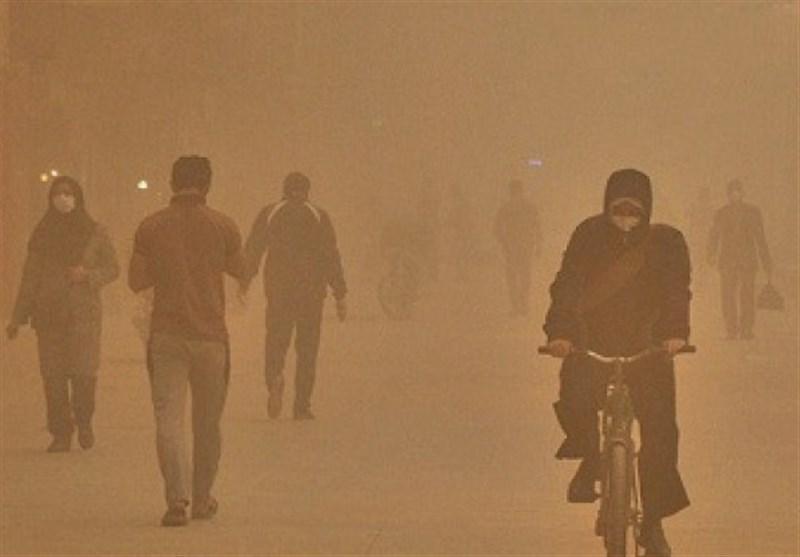 وزش باد شدید و گرد و خاک سیستان و بلوچستان را فرا می گیرد