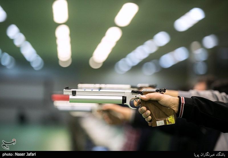 تیراندازی قهرمانی آسیا، جایگاه تیراندازان کشورمان در تپانچه 25 متر مردان تعیین شد