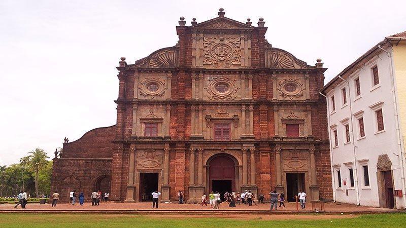 کلیساهای مرموز در گوا