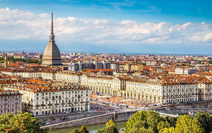 چطور از فرودگاه تورین ایتالیا به مرکز شهر برویم؟