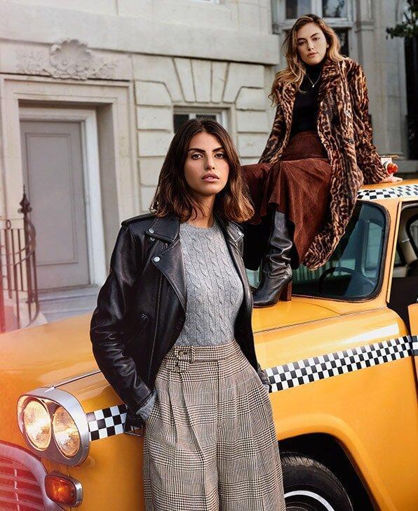 کالکشن جدید کمپانی رالف لورن با الهام از لباس های ریچل گرین