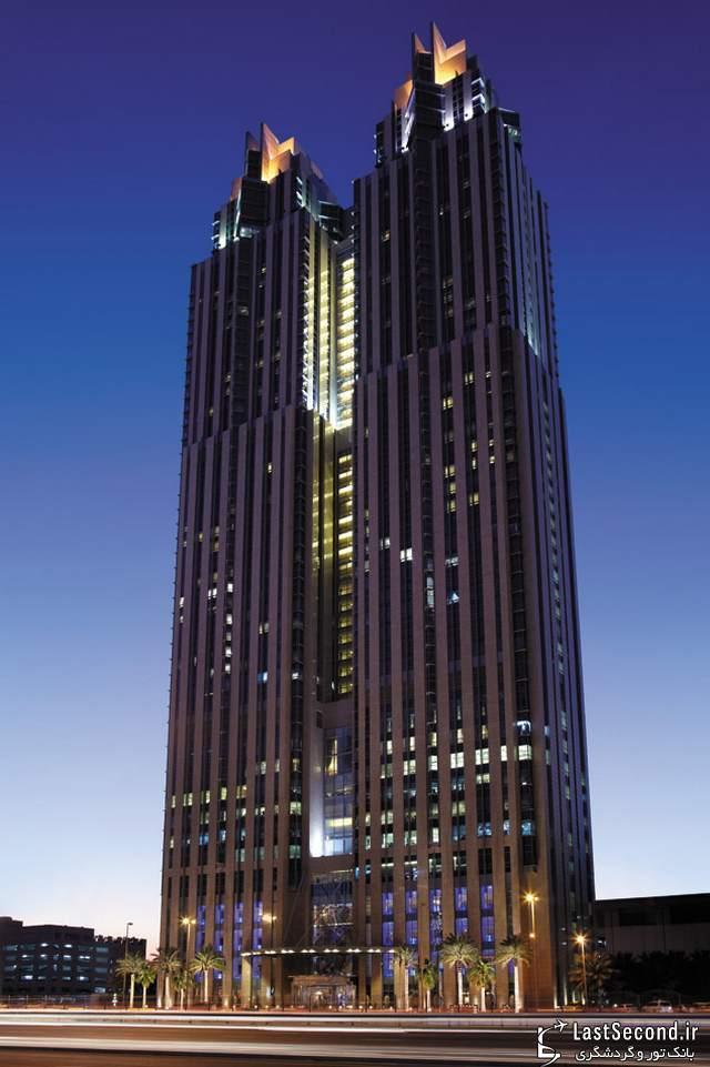 هتل شانگری لا، دبی