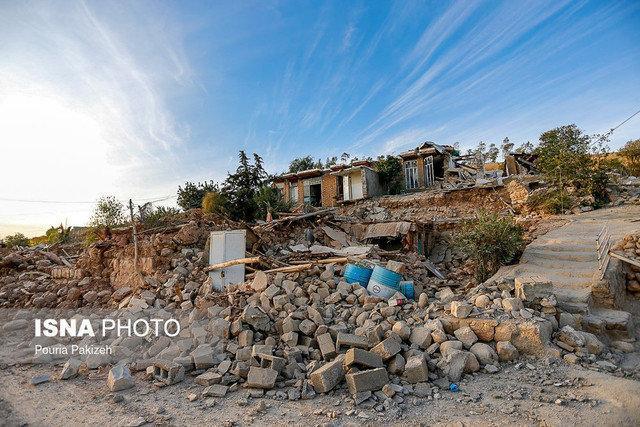 ساخت 1400 واحد مسکونی مددجویان زلزله زده، 375 واحد در مرحله نازک کاری واقع شده است