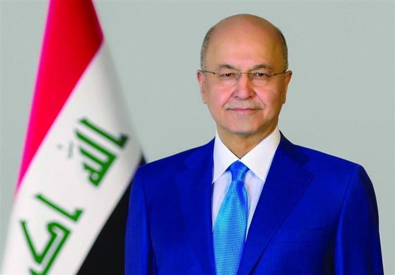عراق، ملاقات هیئتی از ائتلاف البناء با برهم صالح، نامزدی استاندار بصره برای تصدی نخست وزیری