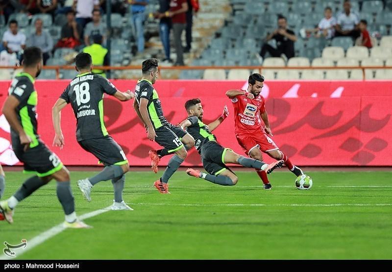 لیگ برتر فوتبال، پرسپولیس به دنبال رسیدن به صدر جدول در روز های پرتنش