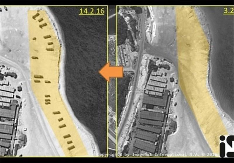 دریای جنوبی چین عرصه نبرد آمریکا در برابر چین نیست