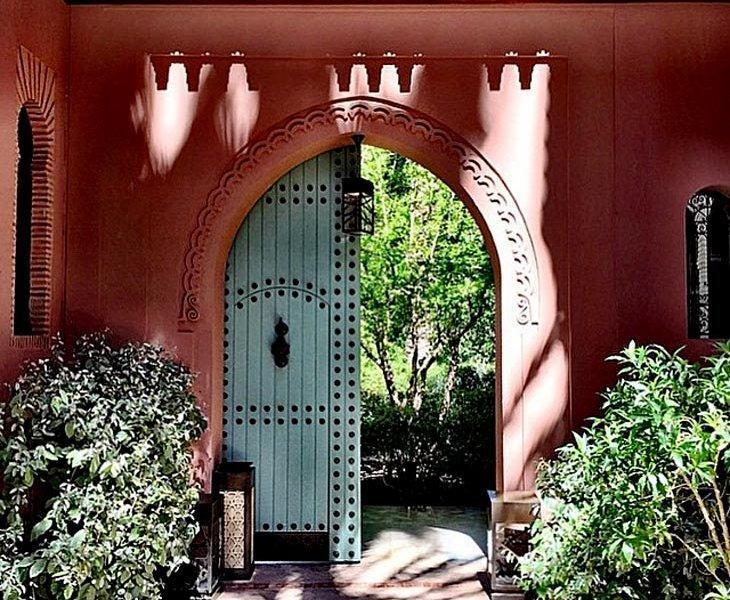 ROYAL MANSOUR هتلی در قلب مراکش