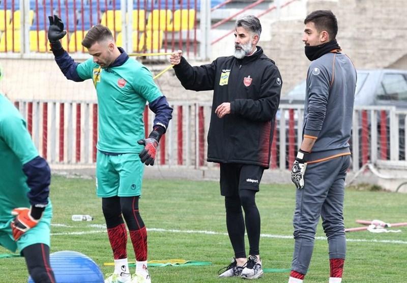 رادوشویچ: گل محمدی بهترین مربی ایران است، امیدوارم فوتبالم را در پرسپولیس تمام کنم