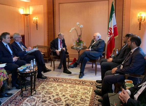 ملاقات وزیر امورخارجه با اعضای شورای روابط خارجی اتحادیه اروپا