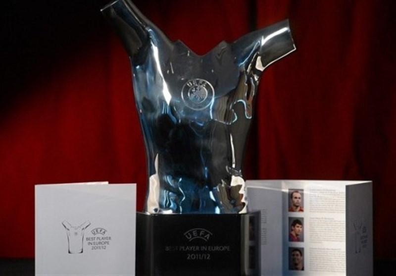3 کاندیدای نهایی جایزه بازیکن سال اروپا معرفی شدند، خبری از مسی نیست