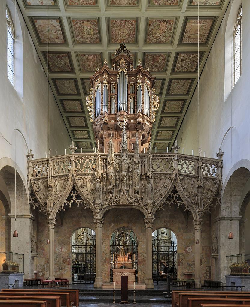 بازدید از کلیسای پانتالئون مقدس کلن