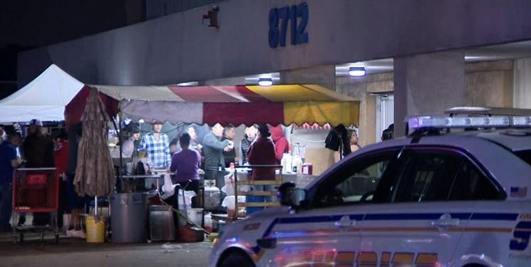 تیراندازی در یک شنبه بازار تگزاس آمریکا