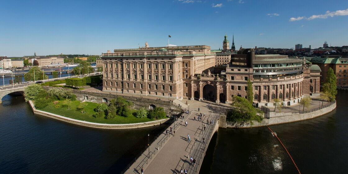 خبرنگاران پارلمانتاریسم از نوع سوئدی
