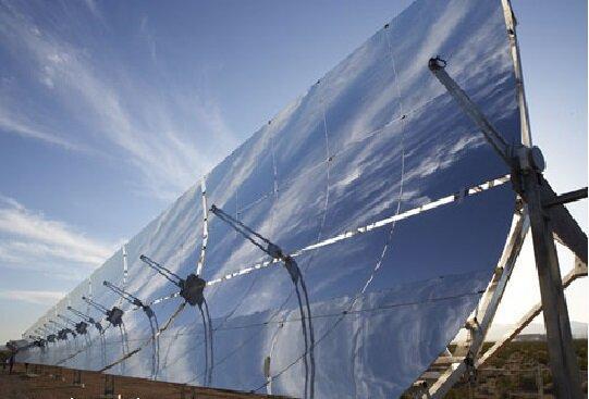 موفقیت محققان شیرازی در توسعه فناوری نیروگاه های خورشیدی حرارتی