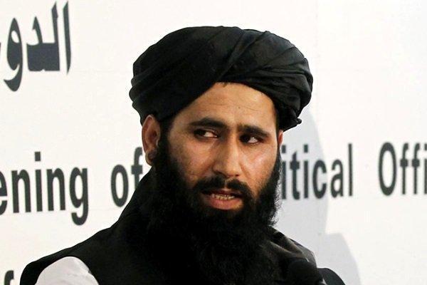 واکنش طالبان به برگزاری مراسم تحلیف عبدالله عبدالله و اشرف غنی