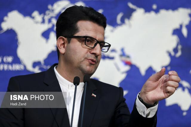 سخنگوی وزارت امور خارجه: کانادا رفاه 400هزار ایرانی را گروگان اهداف سیاسی نموده، آمادگی گفت وگو با کانادا را تکرارمی کنیم