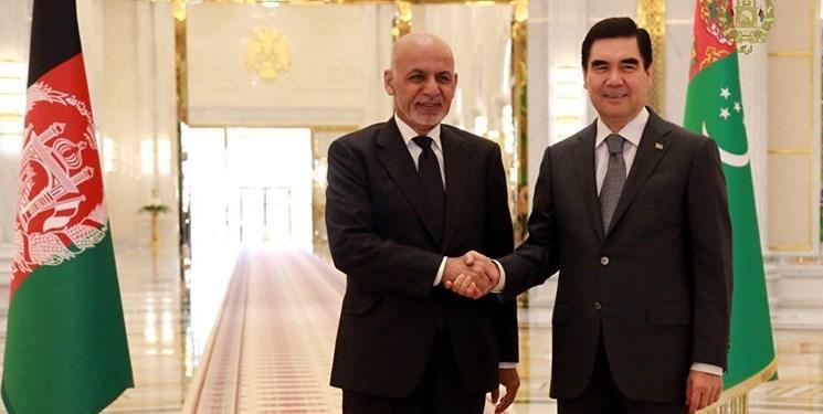 رئیس جمهور ترکمنستان عید نوروز و انتخاب مجدد غنی را تبریک گفت