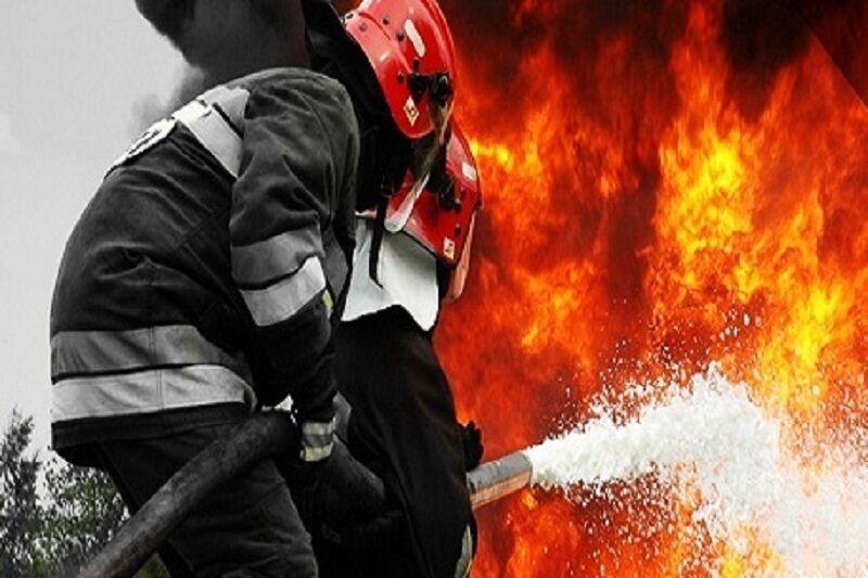 خبرنگاران اتصال برق قهوه خانه ای در اهواز را به آتش کشید