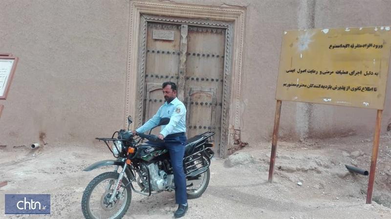 گشت های سیار یگان حفاظت میراث فرهنگی بوشهر تقویت می شود