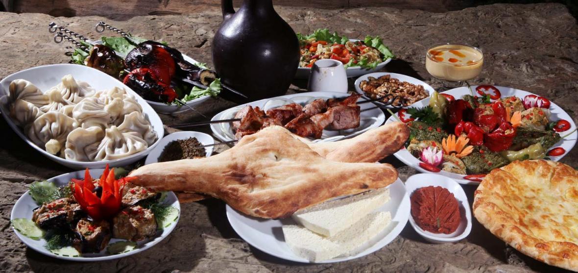 رژیم غذایی مردم کشور گرجستان (بخش دوم)