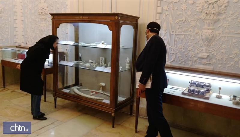 آثار تاریخی و اشیای موزه کاخ گلستان از زلزله آسیبی ندیده است