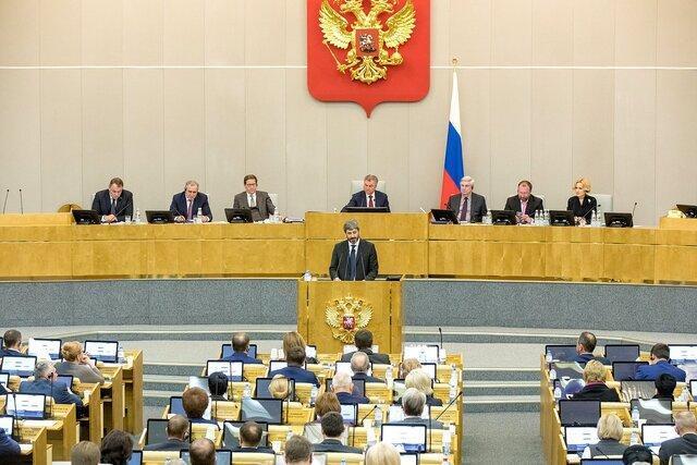 شش نفر از مجلس روسیه به کرونا مبتلا شدند