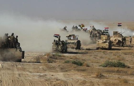 مرحله ششم عملیات انتقام روزه داران شروع شد، ادامه مبارزه حشدالشعبی علیه داعش
