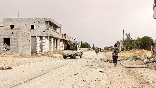 ارتش لیبی فرودگاه بین المللی طرابلس را آزاد کرد