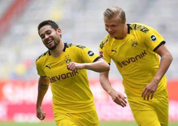 دوسلدورف0- 1 دورتموند؛ پیروزی با گلزن همیشگی