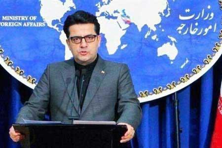 واکنش شدید وزارت خارجه به قطعنامه شرایط حقوق بشر