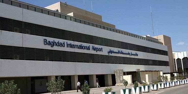 شلیک راکت به فرودگاه بغداد