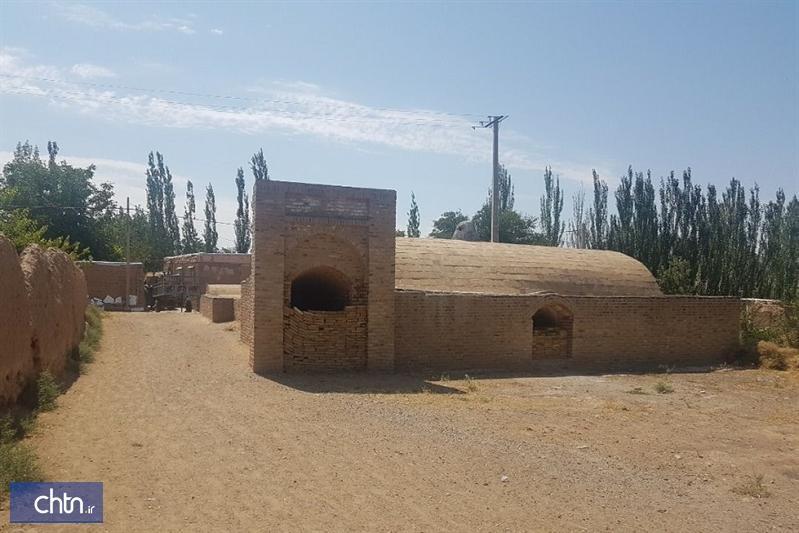 بازسازی حمام تاریخی حصاری گازرانی اسفراین شروع شد