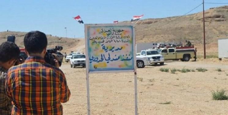 گذرگاه مرزی مندلی بین ایران و عراق رسماً بازگشایی شد