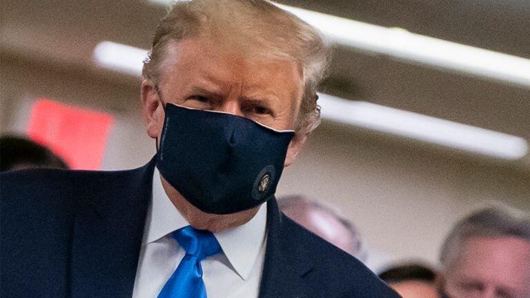 ترامپ در زیر زمین پنهان شد؟ ، عصبانیت رئیس جمهور آمریکا از ادعای دادستان کل