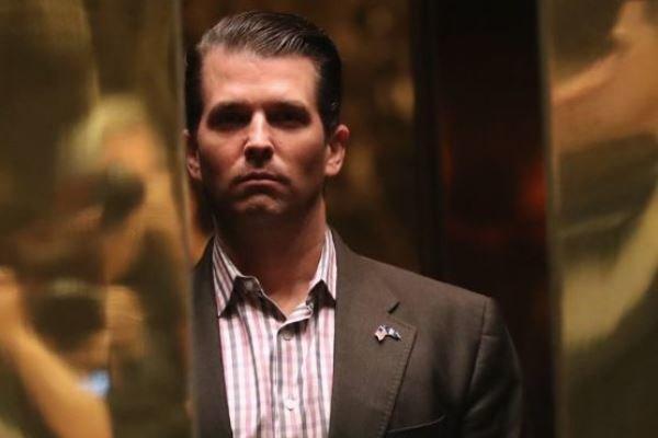توئیتر دسترسی پسر ارشد ترامپ را محدود کرد