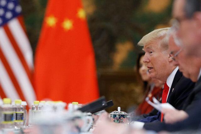 تحریم های جدید آمریکا علیه شخصیت های حقیقی و حقوقی چینی