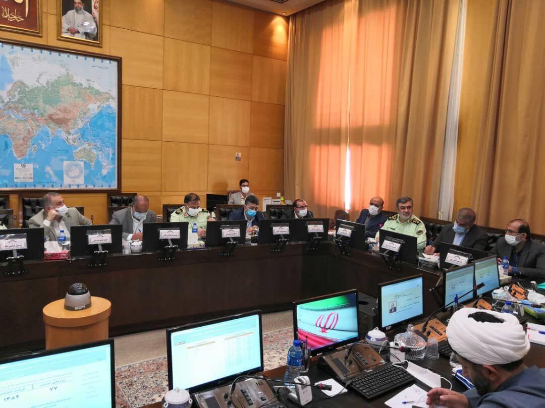 خبرنگاران اعلام آمادگی کمیسیون برای تقویت ناجا و برطرف خلاء های قانونی