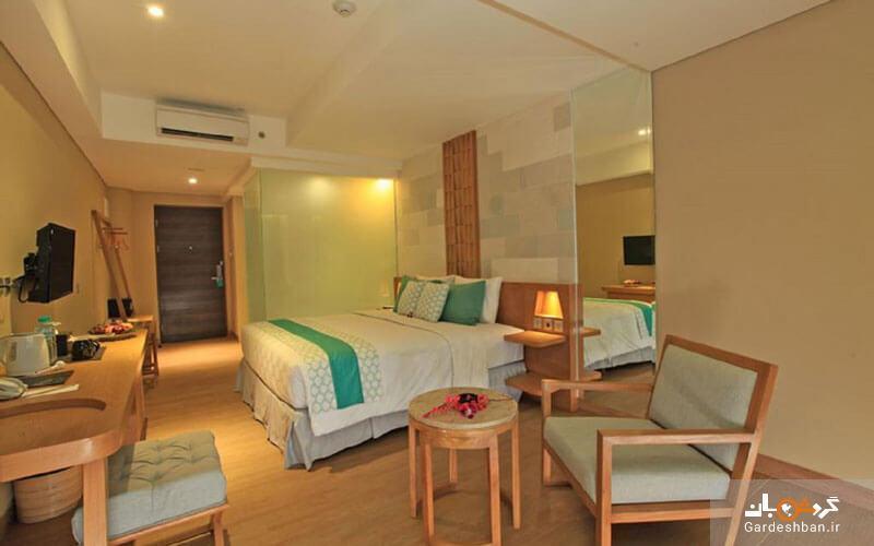 هتل بدروک کوتا بالی، هتلی چهار ستاره در اندونزی، انتخابی مناسب برای ماه عسل یا سفر تفریحی