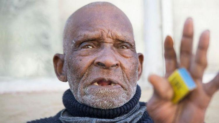 درگذشت سالخورده ترین مرد جهان در 116 سالگی