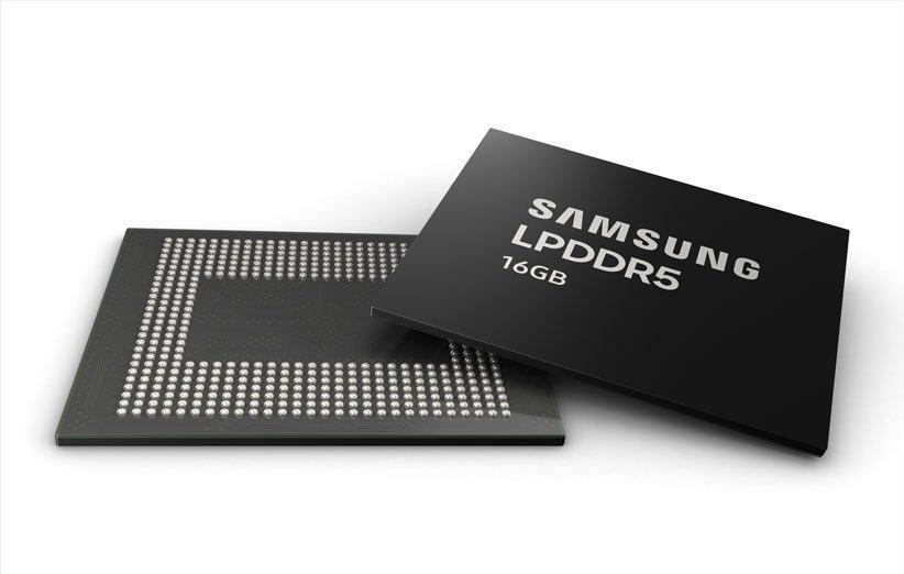 گلکسی اس 21 به حافظه رم 16 گیگابایتی LPDDR5 سامسونگ مجهز خواهد شد
