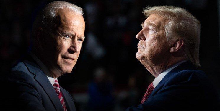 آمریکایی ها درباره صلاحیت روانی بایدن و ترامپ مرددند