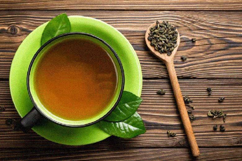 چای سبز را در این زمان ها نخورید
