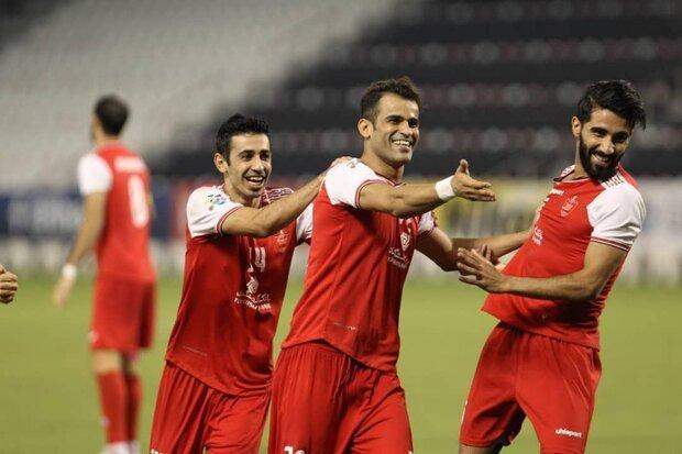 سایت AFC گل مهاجم پرسپولیس را اصلاح کرد