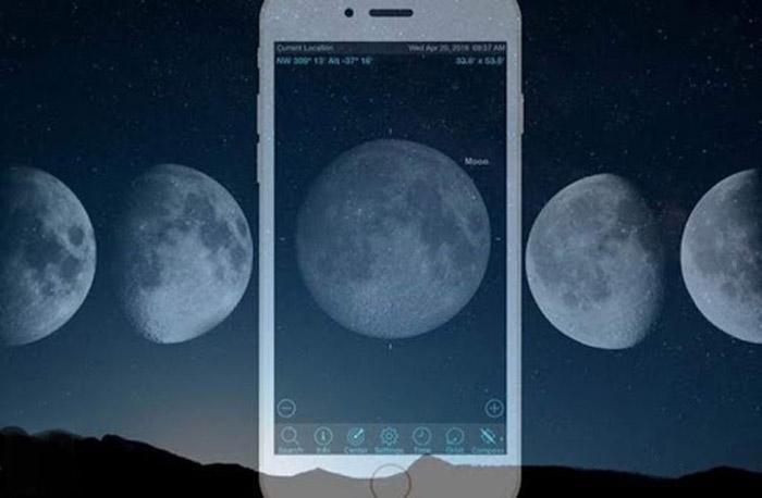 پوشش شبکه تلفن همراه روی ماه