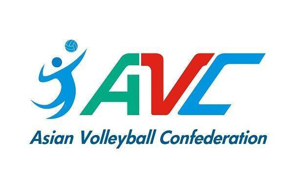 اعطای عناوین افتخاری به اعضای بازنشسته کنفدراسیون والیبال آسیا