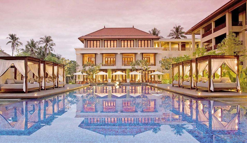 معرفی هتل Conrad Bali در جزیره بالی