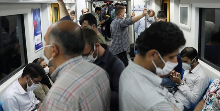کاهش ساعت کارى مترو، اتوبوس و بی آرتی در تهران